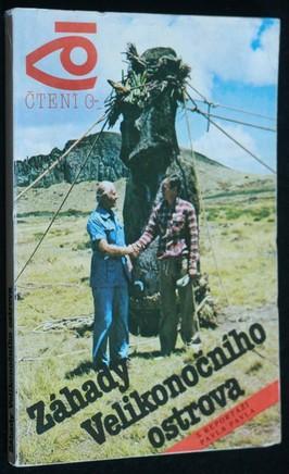náhled knihy - Záhady Velikonočního ostrova