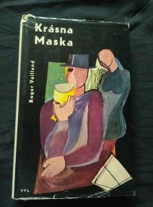náhled knihy - Krásná Maska