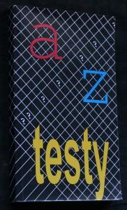 náhled knihy - A-Z testy