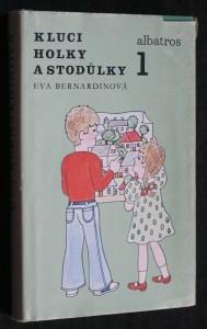 náhled knihy - Kluci, holky a Stodůlky 1. díl