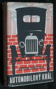 náhled knihy - Automobilový král