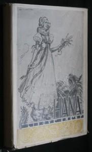 náhled knihy - Lidové umění na Hané : lidová kultura hmotná
