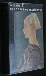náhled knihy - Mistři evropského malířství : Italie, Francie, Španělsko ...