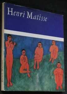náhled knihy - Henri Matisse
