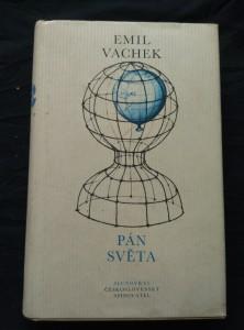 náhled knihy - Pán světa (Ocpl., 310 s., ob a typo P. Sivko, typo O. Hlavsa)