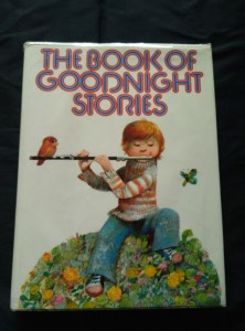 náhled knihy - The Book of Goodnight Stories (A4, lam, 240 s., il. K. Franta)