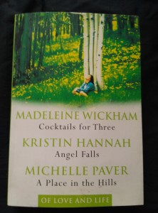 náhled knihy - Coctails for Three/ Angel Falls/ A Place in the Hills (A4, Obr, 480 s.)