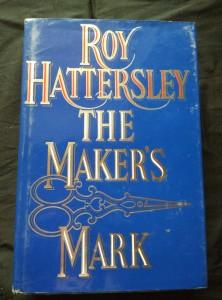 náhled knihy - The Maker´s Mark (A4, Ocpl, 560 s.)