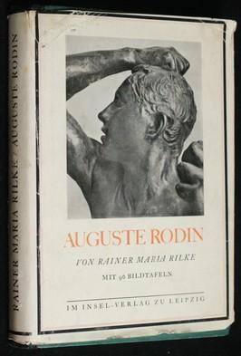 náhled knihy - Auguste Rodin