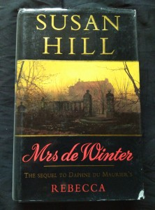 náhled knihy - Mrs de Winter - The Sequel to Rebecca (A4, pv, 380 s.)