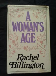 náhled knihy - A Womans´s Age (A4, Ocpl, 490 s.)