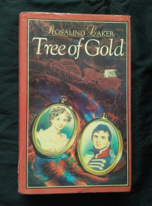 náhled knihy - Tree of Gold (A4, Ocpl, 348 s.)