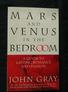 náhled knihy - Mars and Venus in the Bedroom - A Guide to Lasting Romance and Passion (Obr, 212 s.)