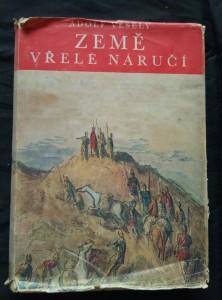 náhled knihy - Země vřelé náručí (A4, Oppl, 296 s., ob. K. Müller, il. Č. Duba)