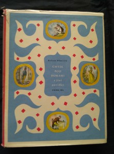 náhled knihy - Chýše pod horami a jiné povídky (A4, Ocpl, 460 s., ob a 44 il. K. Müller)