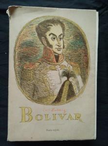 náhled knihy - Bolivar (Obr, 396 s., ob. K. Müller)