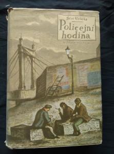 náhled knihy - Policejní hodina (Oppl, 556 s., ob, vaz a il. K. Müller)