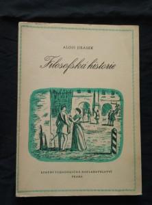 náhled knihy - Filosofská historie (Obr., 132 s., ob a il. K. Müller)