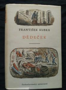 náhled knihy - Dědeček (Ocpl, 286 s., ob a il K. Müller)