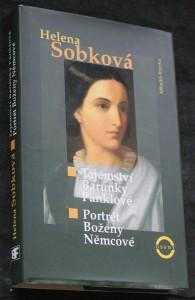 náhled knihy - Tajemství Barunky Panklové ; Portrét Boženy Němcové