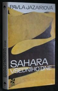 náhled knihy - Sahara všedního dne