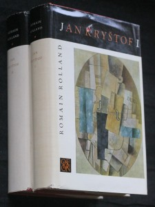 náhled knihy - Jan Kryštof, 1.-2. díl