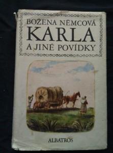 náhled knihy - Karla a jiné povídky (Ocpl, 280 s., ob a il. K. Müller)