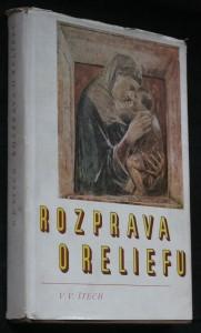 náhled knihy - Rozprava o reliéfu
