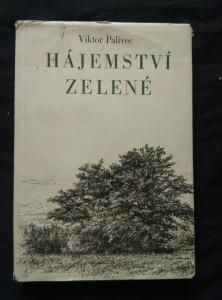 náhled knihy - Hájemství zelené (A4, Ocpl, 148 s., ob a il. P. Lisý)