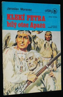 náhled knihy - Klekí Petra, bílý otec Apačů