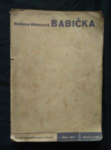 náhled knihy - Babička (obr., 207 s.)