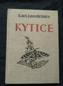 náhled knihy - Kytice (Ocpl, 176 s., il. F. Vrobel)