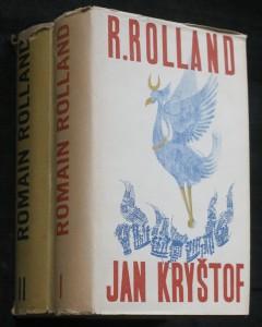náhled knihy - Jan Kryštof 2 svazky