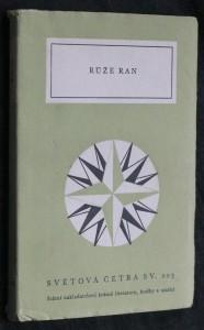 náhled knihy - Růže ran : z německé lyriky XVII. věku