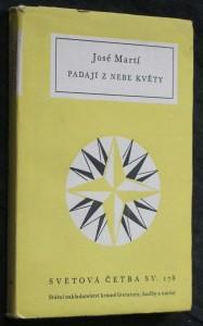 náhled knihy - Padají z nebe květy : výbor z básnického díla