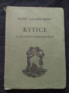 náhled knihy - Kytice - Z pověstí národních (Obr, 104 s.)