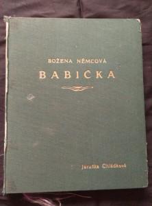 náhled knihy - Babička (A4, Cpl,  přev., 242 s., il. A. Kašpar)