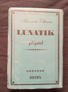 náhled knihy - Lunatik - případ