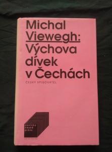 náhled knihy - Výchova dívek v Čechách (1. vydání, pv, 184 s., dedikace autora)