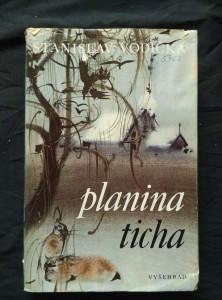 náhled knihy - Planina ticha (ob. + il. M. Hanák)