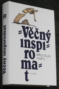 náhled knihy - Věčný inspiromat, aneb, Kniha podnětů, jistot a pochybností