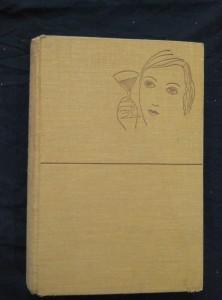 náhled knihy - Osamělý poutník (I. vyd., Ocpl, rytina na vazbě Toyen)