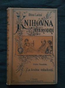 náhled knihy - Za květu mladosti - mládí Boženy Němcové (Ocpl, 172 s.)