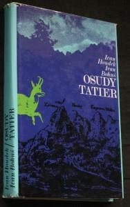 náhled knihy - Osudy Tatier