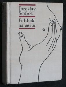 náhled knihy - Polibek na cestu : výbor milostné lyriky