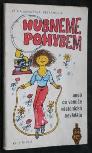 náhled knihy - Hubneme pohybem, aneb co Venuše věstonická nevěděla