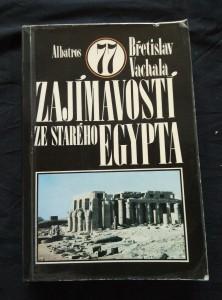 náhled knihy - 77 zajímavostí ze starého Egypta (lam, 272 s., il., bar foto)
