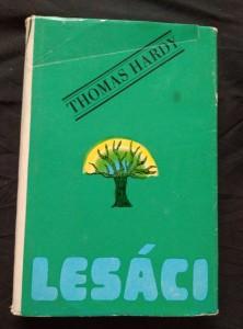 náhled knihy - Lesáci (Ocpl, 316 s., ob, vaz a il. S. Duda)