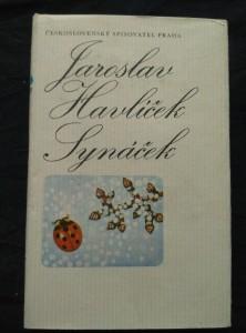 náhled knihy - Synáček (Ocpl, 188 s., ob a front J. Kudláček)