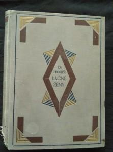 náhled knihy - Lačné ženy (Ocpl, pošk., 256 s.)